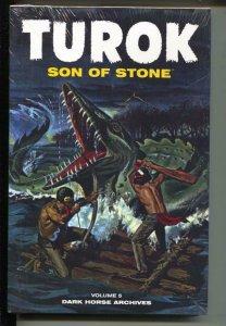 Turok Son Of Stone-#5-Hardcover