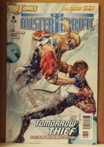 Mister Terrific #6 (2012)