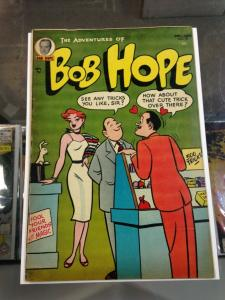 The Adventures of Bob Hope 30 VG (Jan. 1955)