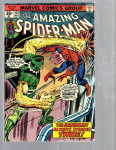 Amazing Spider-Man # 154 VF/NM Marvel Comic Book MJ Vulture Goblin Scorpion TJ1