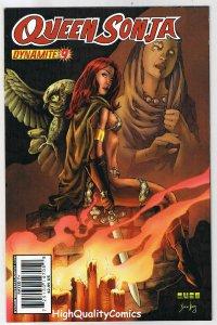 QUEEN RED SONJA #9, NM-, She-Devil, Mel Rubi, 2009, more RS in store