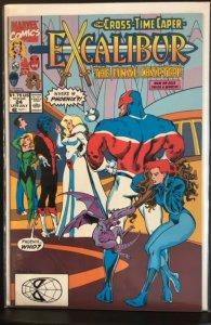Excalibur #24 (1990)