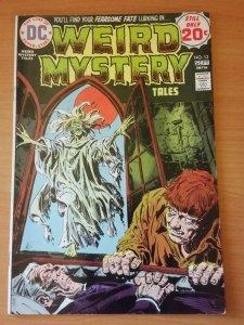 Weird Mystery Tales #13 ~ VERY FINE - NEAR MINT NM ~ 1974 DC COMICS