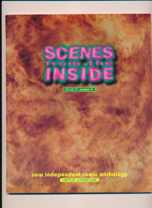 SCENES FROM THE INSIDE #4 Very Good/FINE (SRU130)