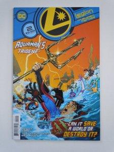 Legion of Super-Heroes #2 (2020)