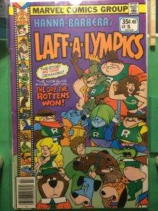 Hanna-Barbara's Laff-A-Lympics #5