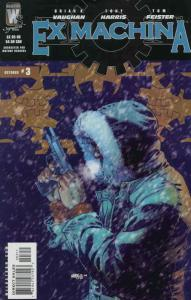 Ex Machina #3 VF/NM; WildStorm | save on shipping - details inside