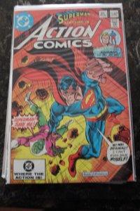 Action Comics #530 (DC, 1982) Condition: VF/NM