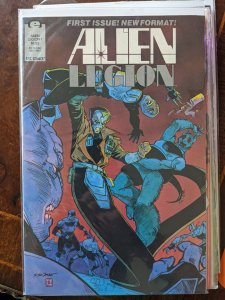 Alien Legion #1 (1987)