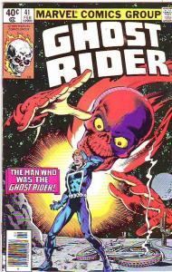 Ghost Rider, The #41 (Feb-80) VF/NM High-Grade Ghost Rider