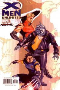 X-Men Unlimited (1993 series) #44, NM- (Stock photo)