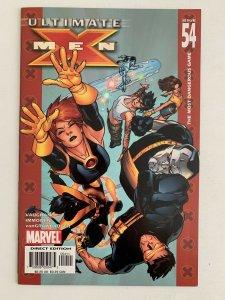 Ultimate X-Men #54 The Most Dangerous Game (2001 Marvel Comics) NM