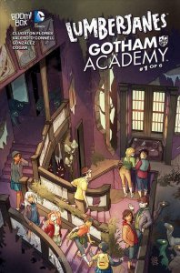 Lumberjanes/Gotham Academy #1A VF/NM; Boom!   save on shipping - details inside