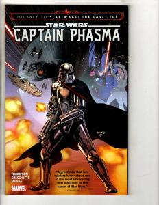 Star Wars Captain Phasma Marvel Comics TPB Graphic Novel Comic Book J299