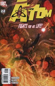 All New Atom, The #22 VF/NM; DC | save on shipping - details inside