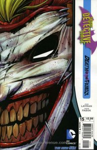 Detective Comics (2nd Series) #15 VF/NM; DC   save on shipping - details inside