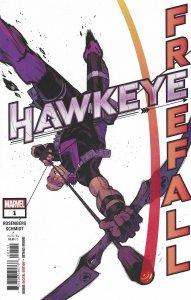 Hawkeye: Freefall #1 (2020)