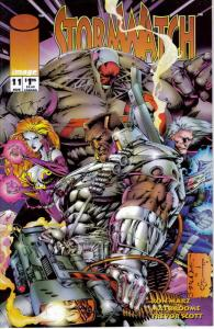 Stormwatch #11 VF/NM; Image | save on shipping - details inside