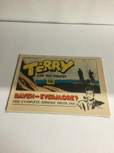 Terry And The Pirates Raven-Evermore Oversized SC Softcover B19
