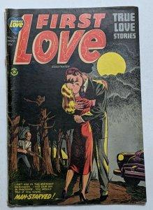 First Love #34 (Nov 1953, Harvey) VG- 3.5