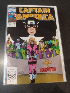 Captain America #380 (1990)