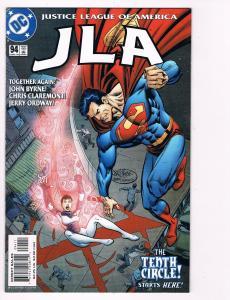 JLA # 94 DC Comic Books Awesome Issue Superman Batman Wonder Woman WOW!!!!!! S24