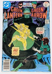 Green Lantern #97 (Oct 1977, DC) VF/NM 9.0 Mike Grell cover