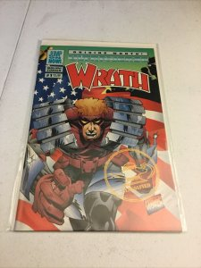 Wrath 1 Nm Near Mint Malibu Comics