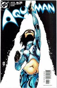 Aquaman #26  (2003) NM+
