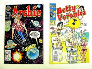 Archie Titles Grab Bag! 20 different Archie related books, Fine-Mint! BARGAIN!