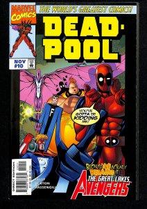 Deadpool #10 (1997)