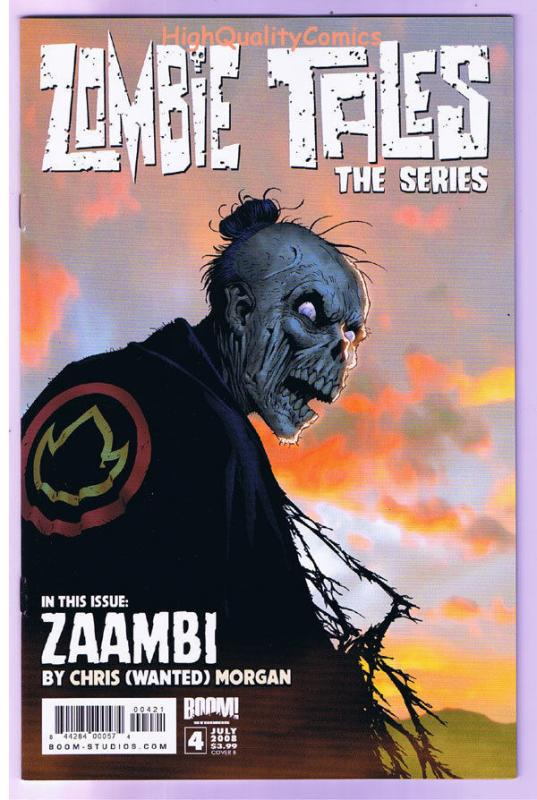 ZOMBIE TALES The Series #4, NM+, Undead, Walking Dead, 2008,more Horror in store