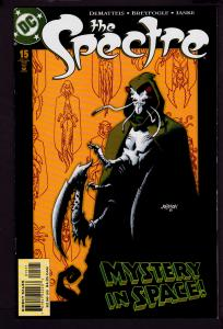 Spectre #15 (2001 Series)   9.4 NM