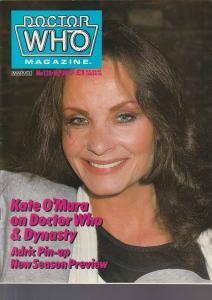 Doctor Who Fan Magazine #128
