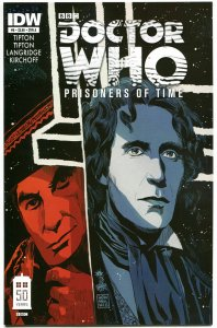 DOCTOR WHO Prisoners of Time #8, NM, 2013, IDW, Tardis, more DW in store