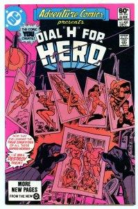 Adventure Comics 488 Dec 1981 NM- (9.2)