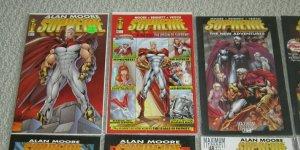 Run Supreme #41-56 VF/NM Alan Moore 17 Image Comic Books Hot!!