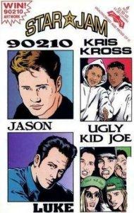 STAR JAM COMICS  6  Beverly Hills 90210