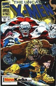 Uncanny X-Men (1981 series) Annual #18, NM- (Stock photo)