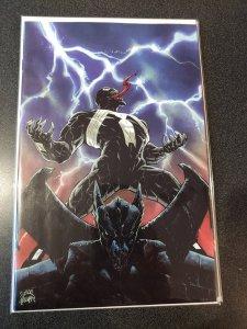 VENOM #1 1:100 RYAN STEGMAN VIRGIN Variant 2018 Marvel NM