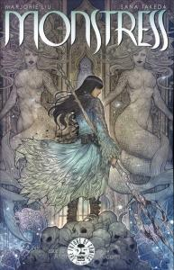 Monstress #10 VF/NM; Image | save on shipping - details inside