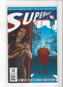 All Star Superman  #2 DC Comics Superwoman VF/NM