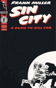 Sin City: A Dame to Kill For #4 FN; Dark Horse | save on shipping - details insi