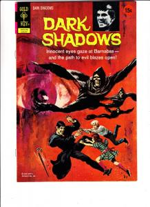 Dark Shadows #15 (Aug-72) VF/NM+ High-Grade Barnabus Collins