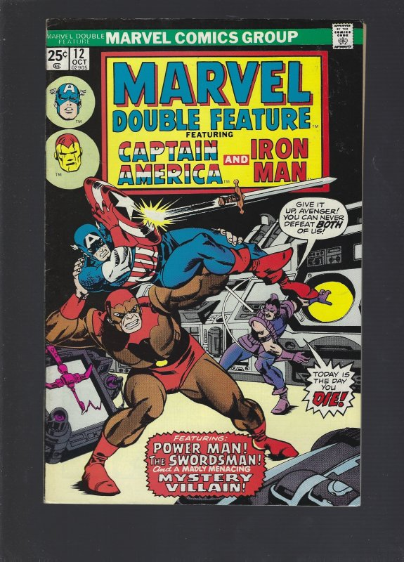 Marvel Double Feature #12 (1975)