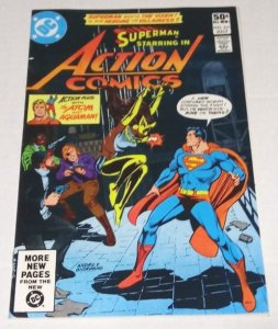 ACTION COMICS #522 (VF/NM) 1st Appearance VIXEN DC Comics