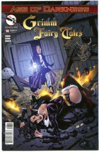 GRIMM FAIRY TALES #98 A, NM, 2005, 1st, Good girl, Rapunzel, more GFT in store