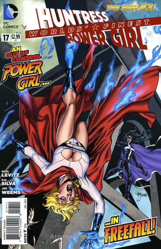 Worlds' Finest (3rd Series) #17 VF/NM; DC | save on shipping - details inside