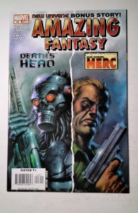 Amazing Fantasy #18 (2006) Marvel Comic Book J757
