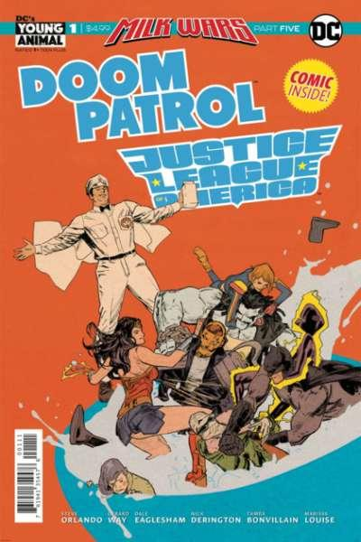 Doom Patrol (2017 series) JLA Special #1, NM- (Stock photo)